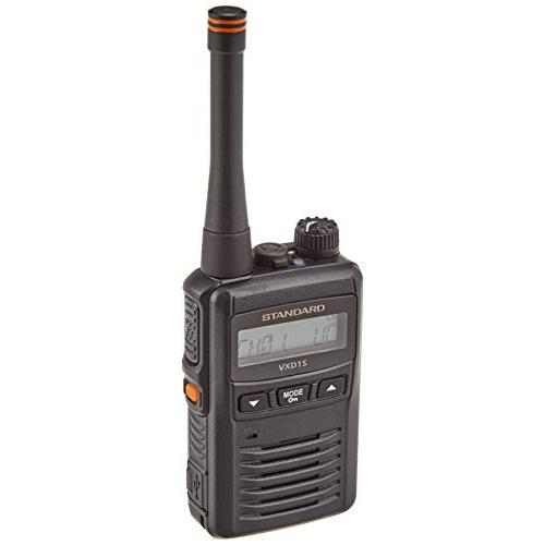 ◆新品◆スタンダード 携帯型デジタルトランシーバー(簡易無線登録局) VXD1S(在庫あり)