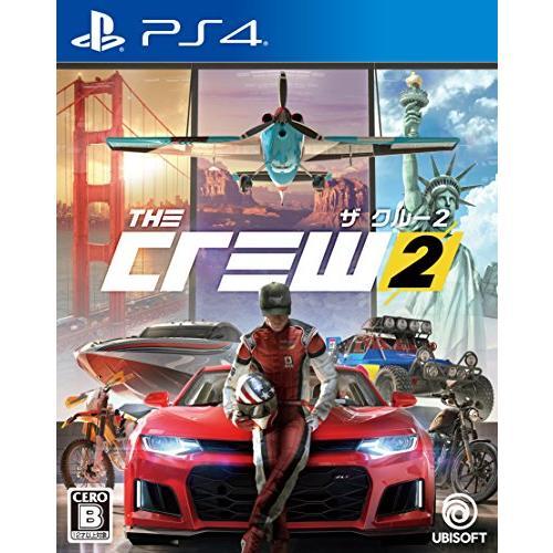 ◆新品◆【PS4】ザ クルー2(在庫あり)