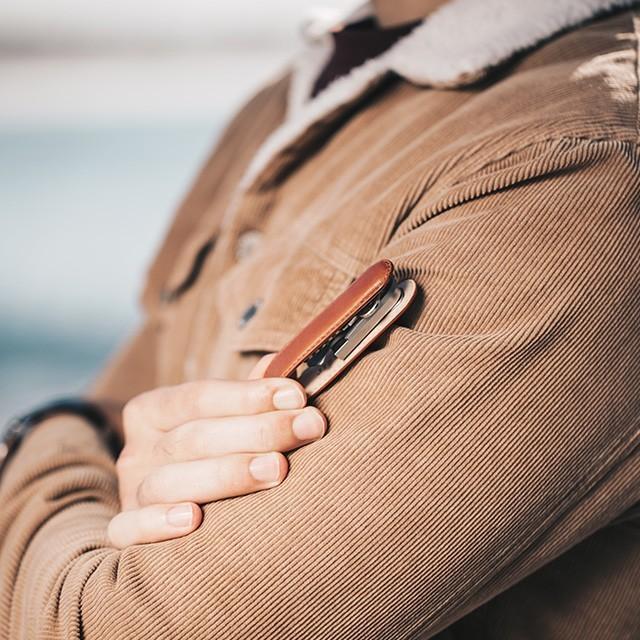 【ポイント5倍】キーケース JIBBON スマートキーケース マルチツール リング セット イタリアンレザー 革 プレゼント メンズ レディース 男性 女性 jpt-teds 17