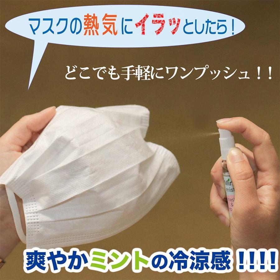 マスクスプレー エタノール50%(除菌) ミントミスト ハッカ油+5【マスク & ルーム】アロマスプレー日本製 js-stage 03