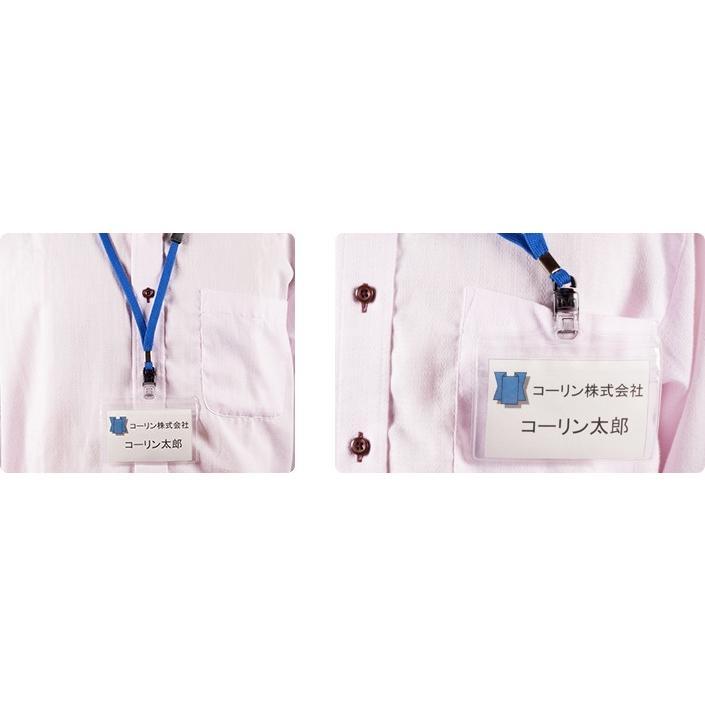 j−名札フック付き・クリップ ★ネコポス対応可|jsenclip|05