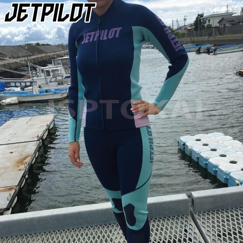 愛用 【SALE】 JA8108 ジェットパイロットELITE 2mm 女性 WOMEN ウエットスーツ 2ピース ジェットスキー 水上バイク レディース jet pilot, ゴルフショップ ゼロステーション f88b6644