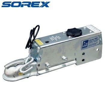 ソレックス SOREX 油圧慣性ボールカプラー ボール径2インチ 油圧慣性ブレーキディスクブレーキ用 ST-148-02