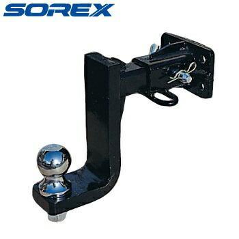 ソレックス SOREX 脱着ブラケット スチール TM-002
