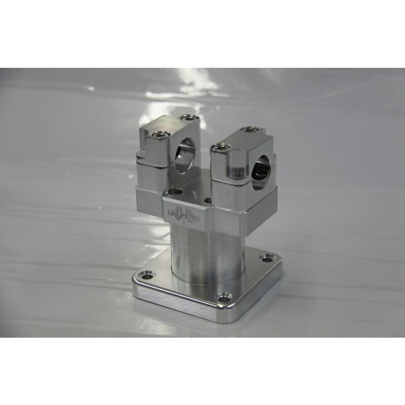 ハンドルマウントキット ( ポスト70mm ) 限定モデル KAWASAKI カワサキ STX系 / 800X-2 / 900STS ファットバー専用 UNLIMITED アンリミテッド