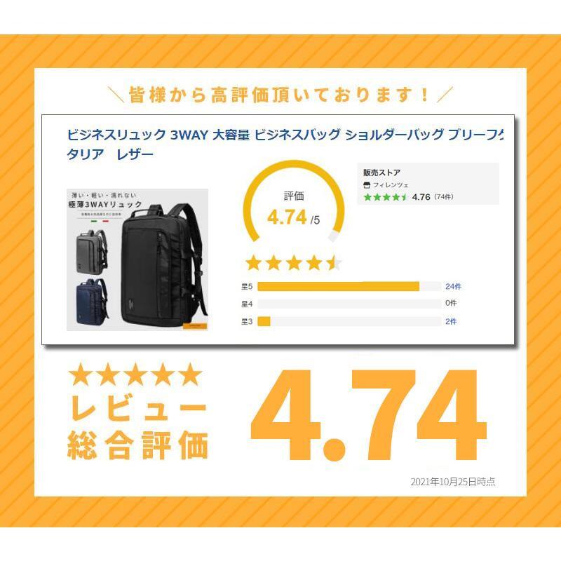 ビジネスリュック 3WAY 大容量 ビジネスバッグ ショルダー ブリーフケース A4対応 PC収納 軽量 撥水 メンズバッグ ブランド 50代 40代 30代 20代 グッシオ専門店|jtr-store|02