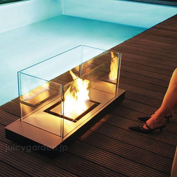 屋外用暖炉
