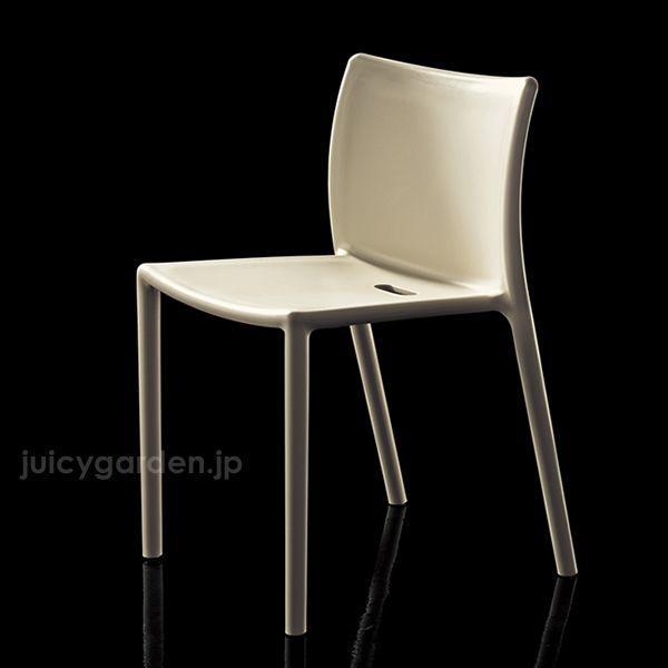 屋外用チェア ガーデンチェア アウトドアチェア デッキチェア スタッキング 椅子 「MAGIS Air Chair エアチェア」受注輸入 キャンセル不可