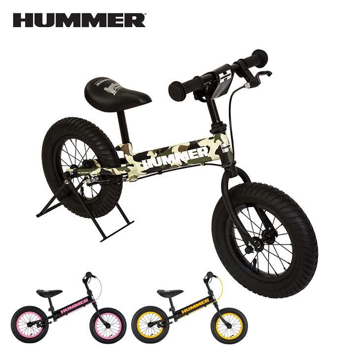 おもちゃ 子供用 玩具 乗物 乗り物 遊具 トレーニングバイク 自転車練習用 TRAINEE BIKE 「HUMMER ハマー トレーニーバイク(バランスバイク)」