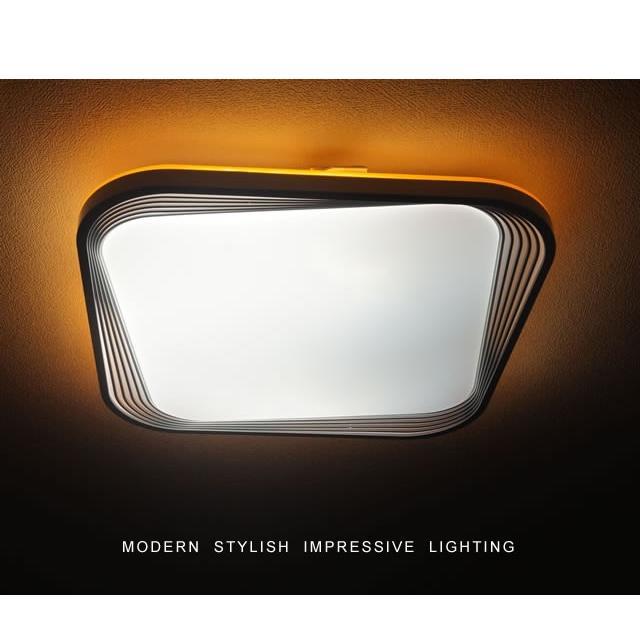 LEDシーリングライト JKC191 調光調温 リモコン三段調節 リモコン三段調節 リモコン三段調節 (間接照明 おしゃれ 天井照明 デザイン インテリア 北欧) fd9