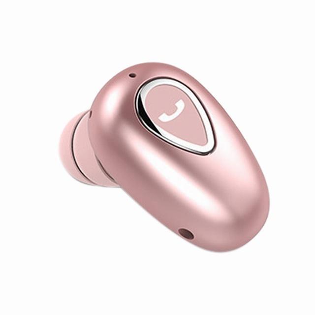 ミニ Bluetooth イヤホン ワイヤレスインイヤー インビジブル オーリキュラー イヤフォン ハンズフリー ヘッドセット ステレオマイ jumbo111 08