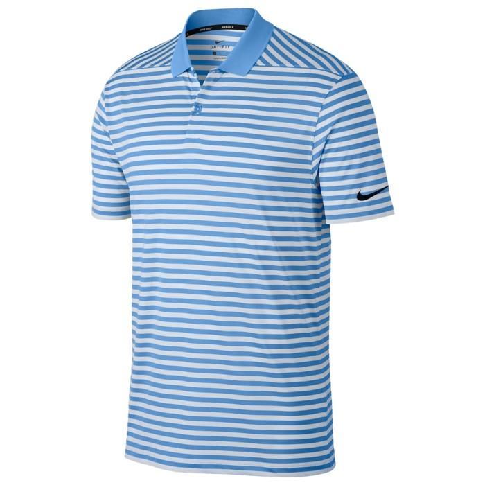 ナイキ NIKE メンズ ドライフィット ビクトリー ストライプ ゴルフ ポロシャツ MEN\S スポーツ シャツ メンズウエア DRIFIT
