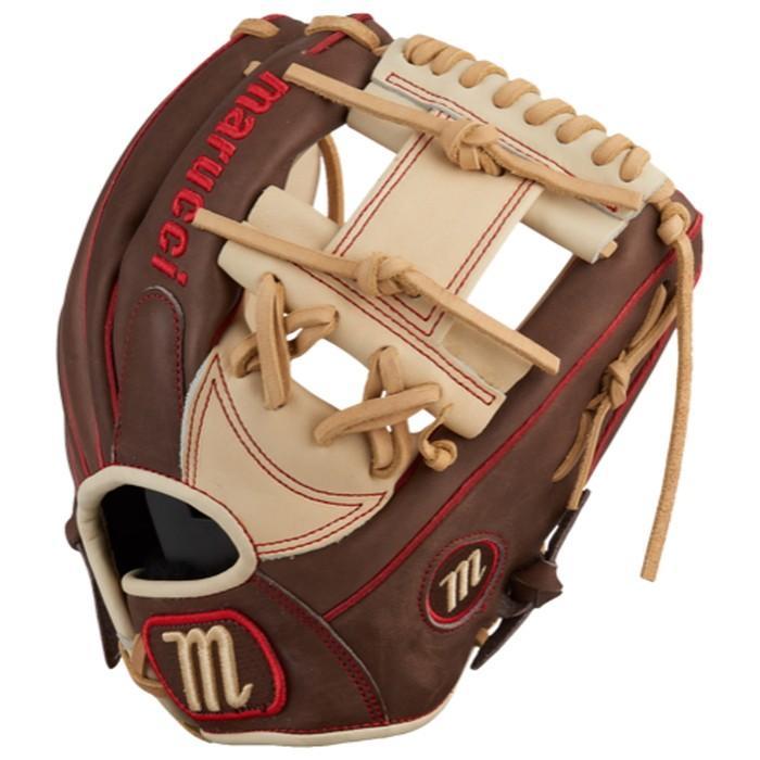 マルッチ メンズ グローブ グラブ 手袋 MEN¥S スポーツ バッティング用手袋 野球 MARUCCI BR450 FIELDER GLOVE