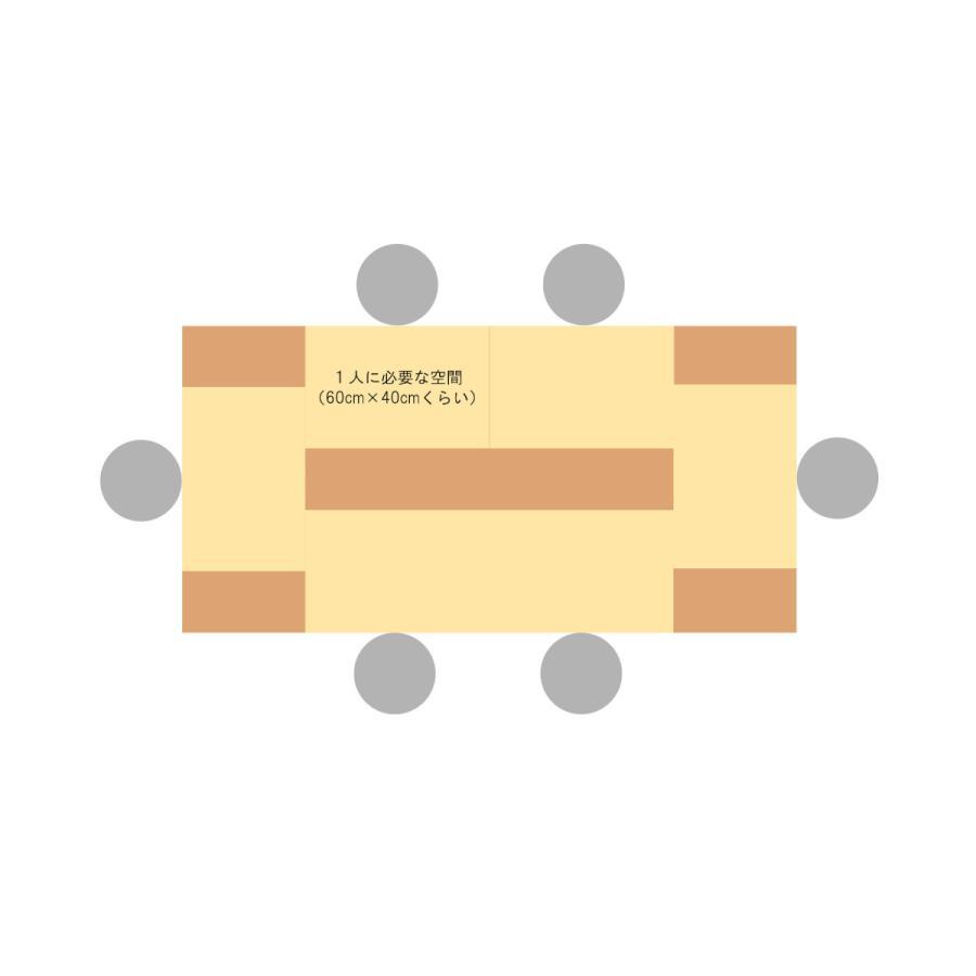 200x約100cm 国産無垢材ダイニングテーブル(オイル仕上)【岩泉純木家具公式ストア】 高さ1ミリ単位でオーダー可 T型脚 セン材 ローテーブル 一枚板風 北欧|junboku|14