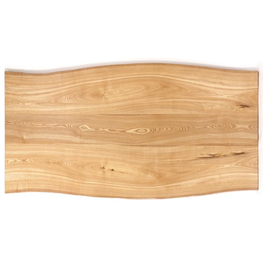 200x約100cm 国産無垢材ダイニングテーブル(オイル仕上)【岩泉純木家具公式ストア】 高さ1ミリ単位でオーダー可 T型脚 セン材 ローテーブル 一枚板風 北欧|junboku|08