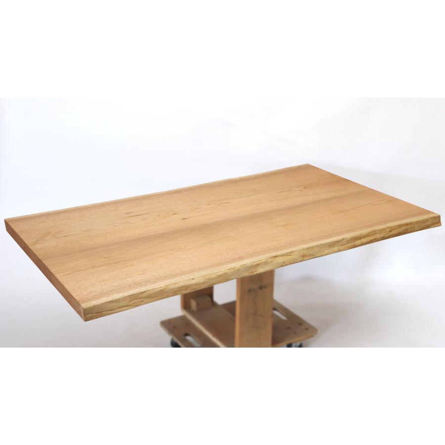 165x約90cm 国産無垢材ダイニングテーブル(オイル仕上)【岩泉純木家具公式ストア】 高さ1ミリ単位でオーダー可 T型脚 クルミ材 ローテーブル 一枚板風 北欧|junboku|07