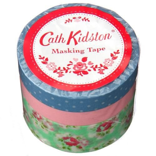 キャス・キッドソンのマスキングテープ