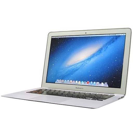apple Mac Book Air A1466 ノートパソコン WEBカメラ Core i5 4250U メモリ4GB 高速 SSD WiFi B5サイズ 中古 1850129