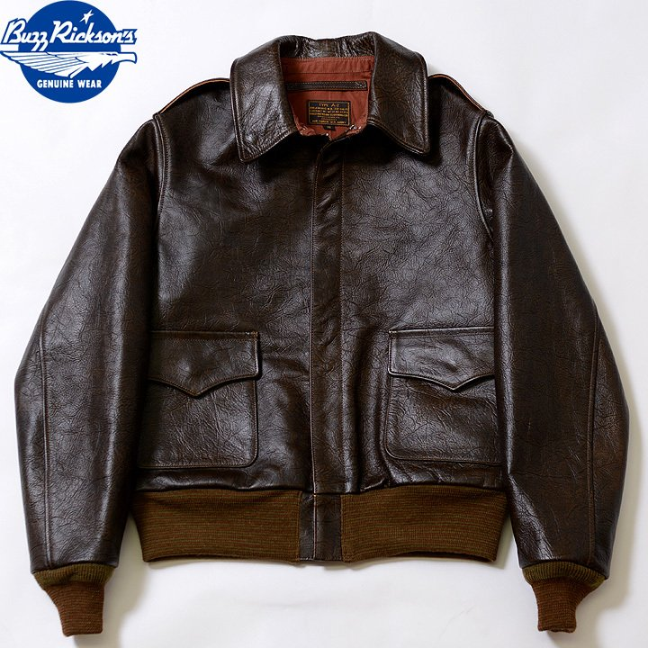 No.BR80583 BUZZ RICKSON'S バズリクソンズ type A-2 CONTRACT No.W535 AC27752 BUZZ RICKSON CLOTHING CO. junkyspecial
