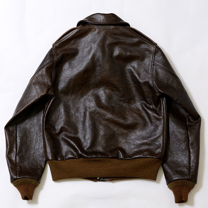 No.BR80583 BUZZ RICKSON'S バズリクソンズ type A-2 CONTRACT No.W535 AC27752 BUZZ RICKSON CLOTHING CO. junkyspecial 02