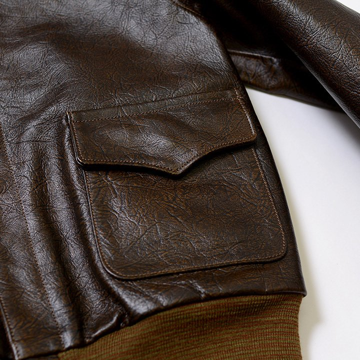 No.BR80583 BUZZ RICKSON'S バズリクソンズ type A-2 CONTRACT No.W535 AC27752 BUZZ RICKSON CLOTHING CO. junkyspecial 05