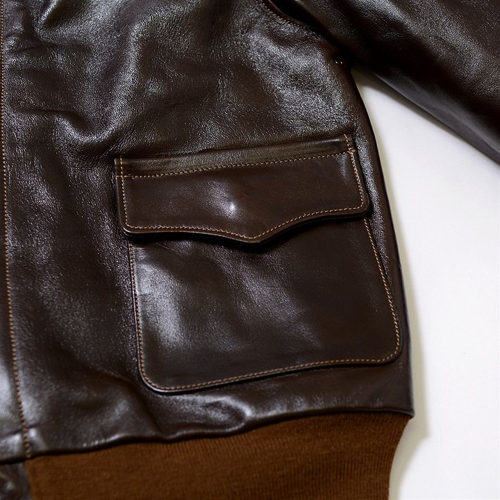 No.BR80593 BUZZ RICKSON'S バズリクソンズ type A-2 CONTRACT No.W535 AC-23380 ROUGHWEAR CLOTHING CO.|junkyspecial|05