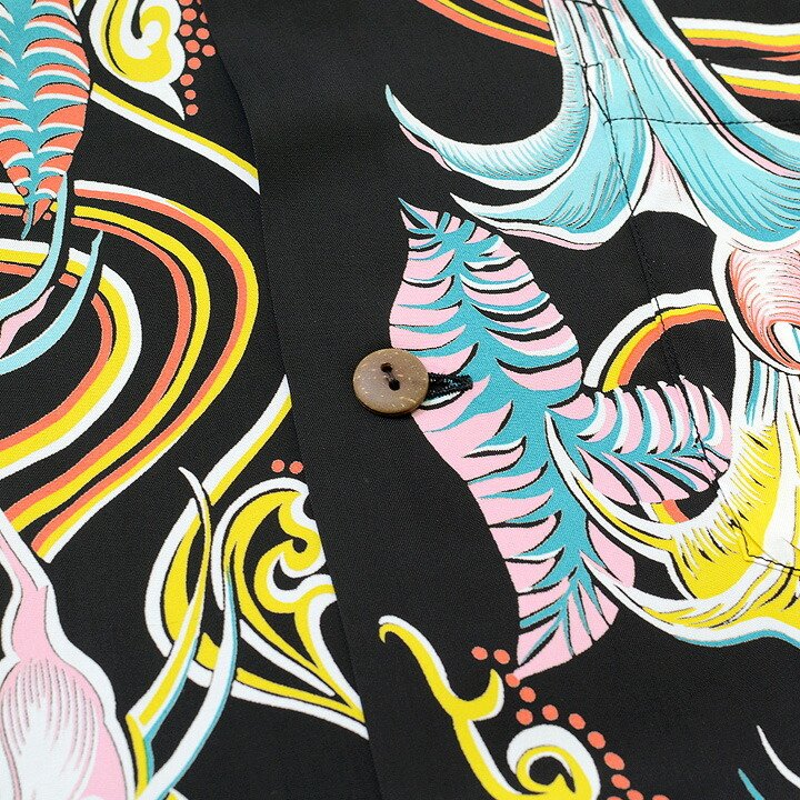 "No.SS38562 SUN SURF サンサーフS/S RAYON HAWAIIAN SHIRT""TARO LEAF ANGEL'S TRUMPET""|junkyspecial|06"