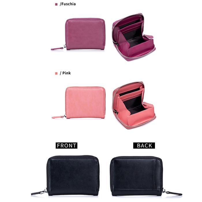 コインケース 小銭入れ 本革 レザー キャッシュレス RFID スキミング防止 ミニ コンパクト 財布 コインパース|juno-store|09