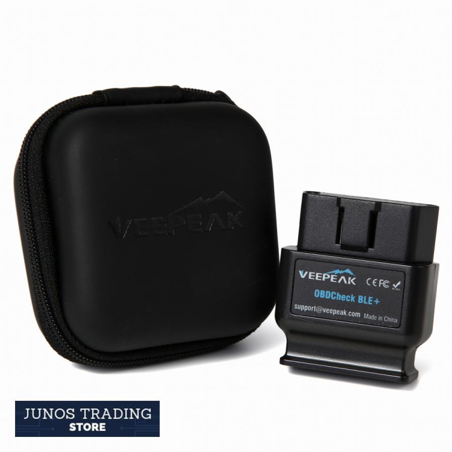 Veepeak OBDCheck BLE+ Bluetooth 4.0 -BimmerCode 公式 BMW MINI コーディング デイライト OBD2スキャンツール junostradingstore 04