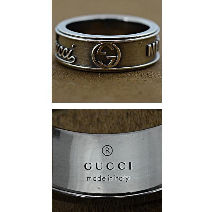 グッチ 310441-J8400/8110 ペアリング/2個セット/BOXラッピング完備 指輪 GUCCI juraice 02