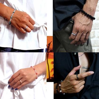 ハワイアンジュエリー リング 指輪 スクロール レディース プルメリア メンズ プレゼント 金属アレルギー対応 サージカル ステンレス|juraice|04