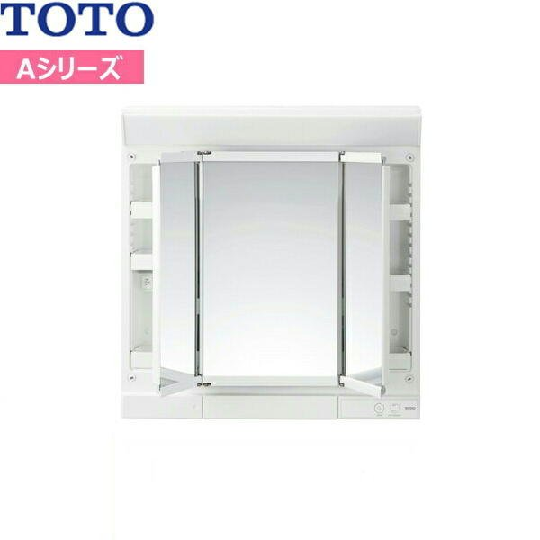 [LMA752EC]TOTO[Aシリーズ]化粧鏡のみ[三面鏡]間口750mm[エコミラーあり][送料無料]