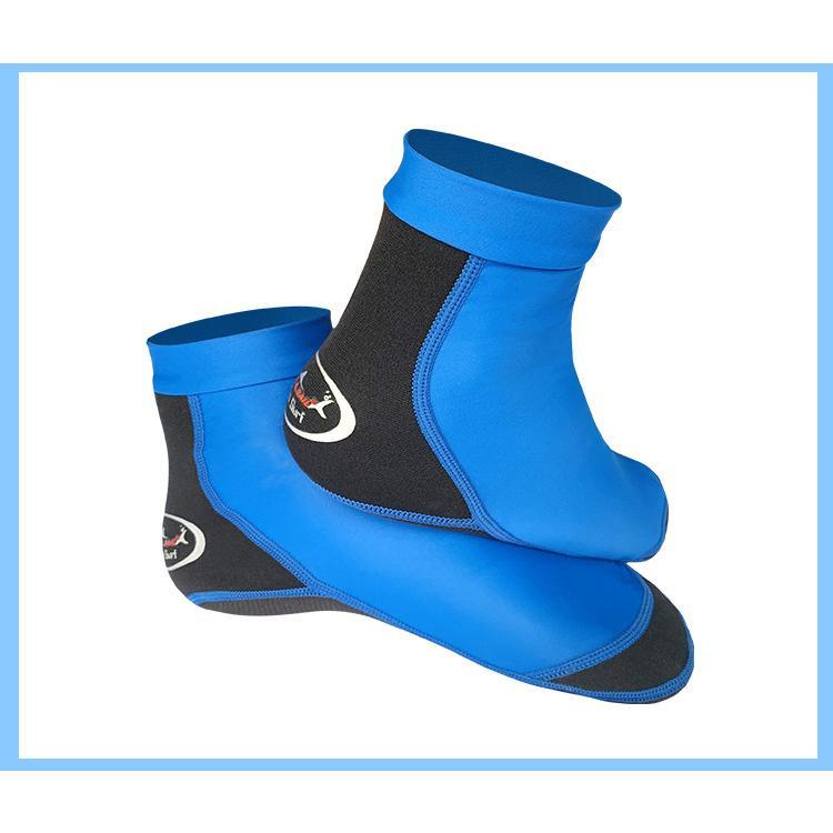 ウエットスーツ ダイビングソックス 靴下 滑止め 1.5mm サーフィン ブーツ ウォーター スポーツ サーフブーツ マリンブーツ 水陸両用|justmode|08