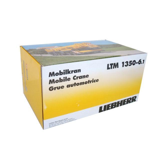 LIEBHERR リープヘル 重機 LTM1350-6.1 (WSI製)|juuki|03