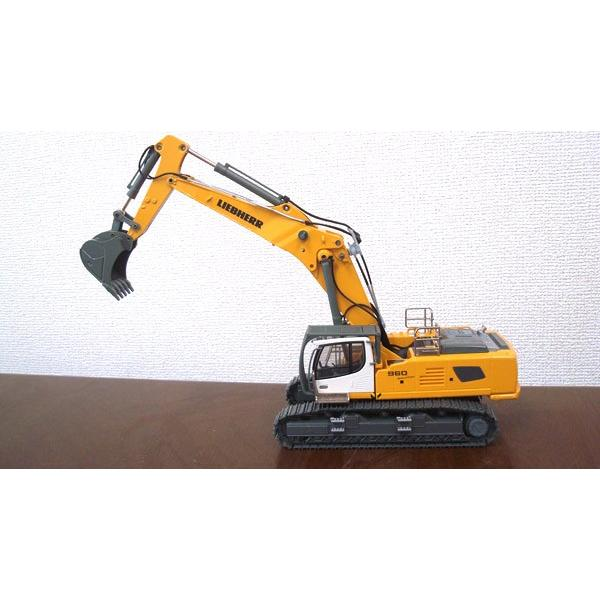 LIEBHERR リープヘル 重機 解体ショベル R960 Demolition crawler excavator juuki 02