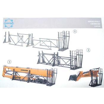 LIEBHERR リープヘル 重機 解体ショベル R960 Demolition crawler excavator juuki 05