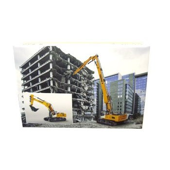 LIEBHERR リープヘル 重機 解体ショベル R960 Demolition crawler excavator juuki 06