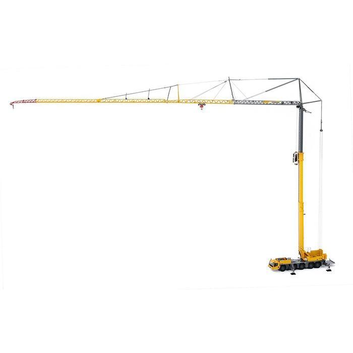 LIEBHERR リープヘル 重機 MK140 mobile tower crane|juuki|02