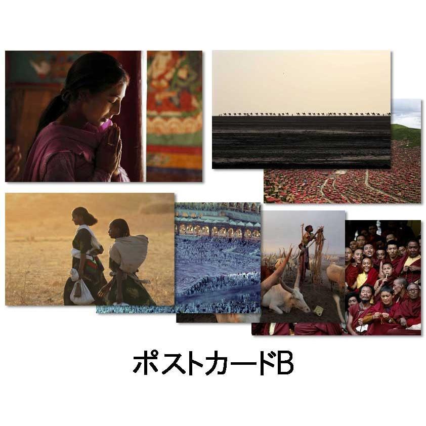 JVC国際協力ポストカード2019 Bタイプ 7枚組 jvc