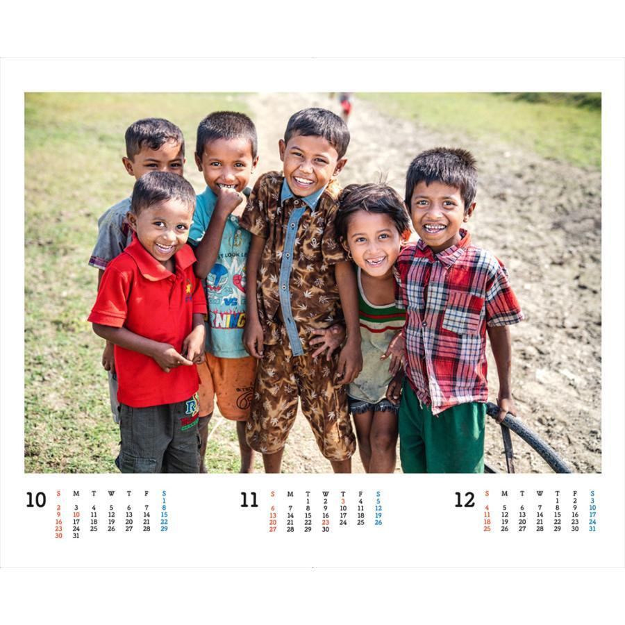 JVC国際協力カレンダー2022(卓上)※1〜50部のご注文はこちらから|jvc|12
