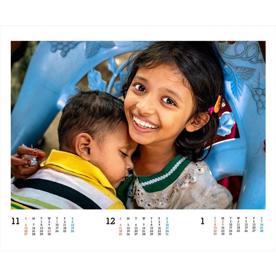 JVC国際協力カレンダー2022(卓上)※1〜50部のご注文はこちらから|jvc|13