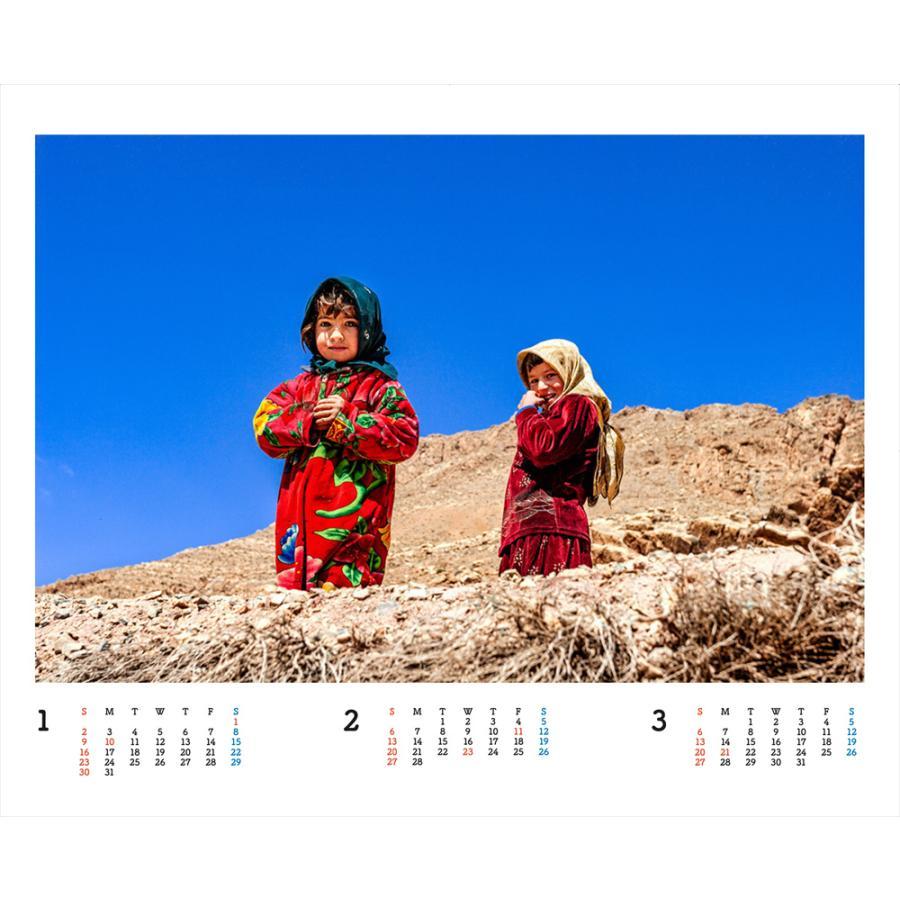 JVC国際協力カレンダー2022(卓上)※1〜50部のご注文はこちらから|jvc|03