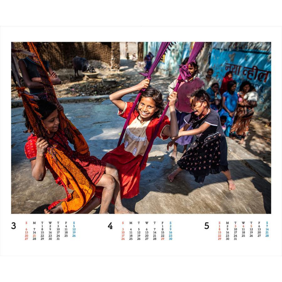 JVC国際協力カレンダー2022(卓上)※1〜50部のご注文はこちらから|jvc|05