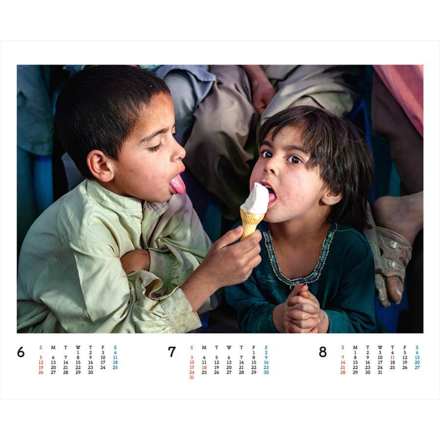 JVC国際協力カレンダー2022(卓上)※1〜50部のご注文はこちらから|jvc|08