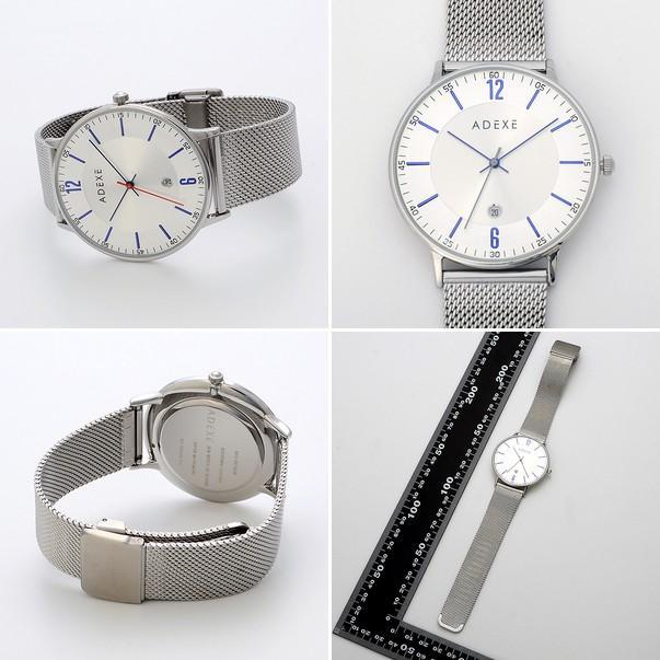 ADEXE 腕時計 彼氏 誕生日プレゼント 記念日 ギフトラッピング アテックス メンズ|jwell|02