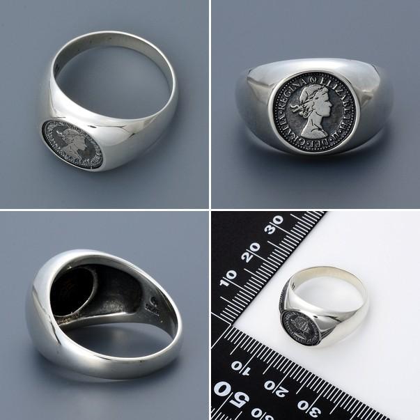シルバー リング 指輪 彼氏 記念日 ギフトラッピング アクアシルバー 誕生日 送料無料 メンズ|jwell|02
