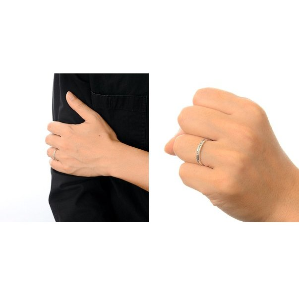 シルバー リング 指輪 ダイヤモンド 当店オリジナル 彼氏 誕生日プレゼント 記念日 ギフトラッピング アクアシルバー メンズ|jwell|03