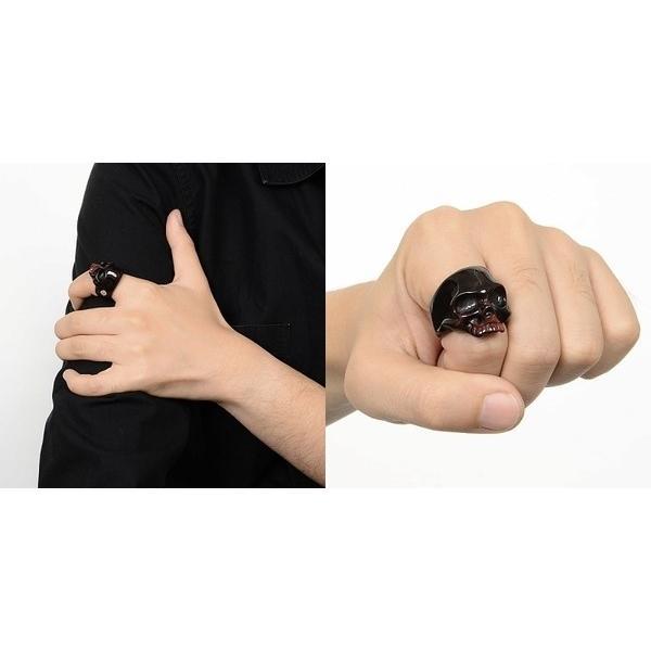シルバー リング 指輪 名入れ 刻印 彼氏 誕生日プレゼント 記念日 ギフトラッピング ガルニ メンズ|jwell|03