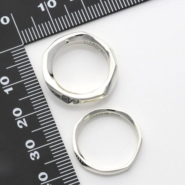 シルバーリング メンズ 925 シンプル ガルニ 指輪 ブランド おしゃれ かっこいい|jwell|05
