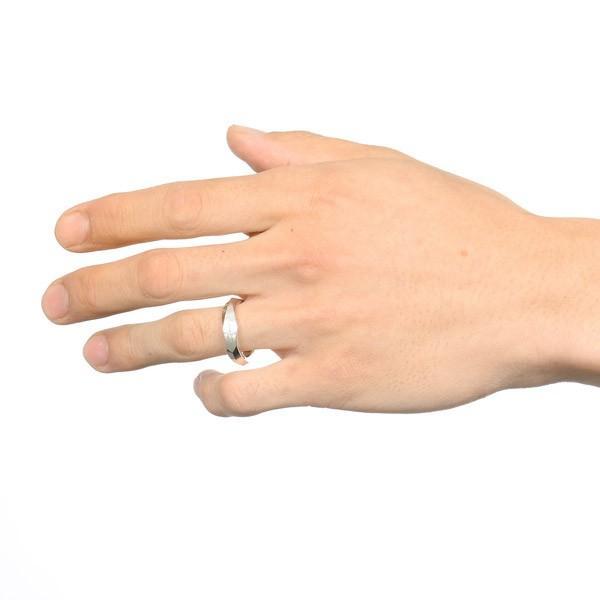 シルバーリング メンズ 925 シンプル ガルニ 指輪 ブランド おしゃれ かっこいい|jwell|07